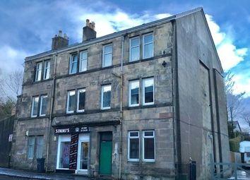 Thumbnail 2 bed flat for sale in Main Road, Elderslie, Johnstone