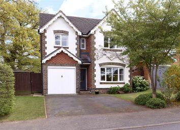 Thumbnail 4 bed detached house for sale in Lyon Oaks, Warfield, Berkshire
