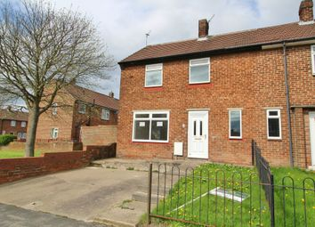 Thumbnail 2 bed end terrace house to rent in Coronation Avenue, Shildon, Co Durham