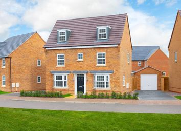 """Thumbnail 5 bedroom detached house for sale in """"Emerson"""" at Southern Cross, Wixams, Bedford"""