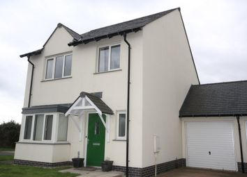 Thumbnail 4 bed link-detached house for sale in Cole Meadow, High Bickington, Umberleigh