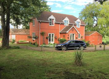 Thumbnail 3 bed detached house for sale in Ashby-By-Partney, Spilsby