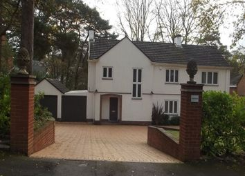 Thumbnail 4 bed detached house to rent in Pine Walk, Chilworth, Southampton