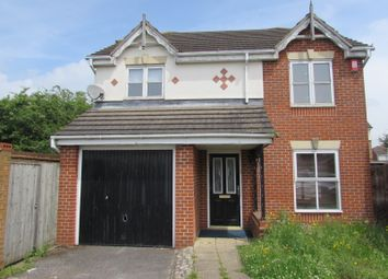 Thumbnail 4 bed detached house to rent in Neptune Close, Rainham