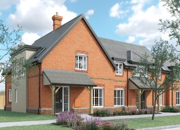 Thumbnail 3 bed cottage for sale in 57 The Pelham, Lime Tree Village, Rugby, Warwickshire