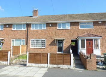 Thumbnail 3 bed terraced house for sale in Dickens Avenue, Prenton