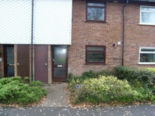 Thumbnail 3 bed terraced house to rent in Cypress Grove, Ash Vale, Aldershot