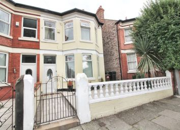 Thumbnail 4 bed semi-detached house for sale in Fernhill Road, Bootle