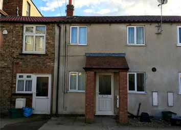 Thumbnail 2 bed terraced house for sale in Wold Street, Norton, Malton