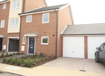 Thumbnail 3 bed end terrace house to rent in Townsend Piece, Bicester Road, Aylesbury