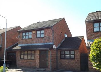 Thumbnail 3 bed detached house for sale in Collington Way, West Bridgford, Nottingham, Nottinghamshire