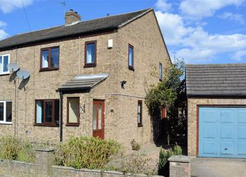Thumbnail 3 bedroom semi-detached house for sale in Hull Road, Cliffe