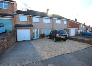 Thumbnail 5 bed terraced house for sale in Plumtree Drive, Broadfields, Exeter