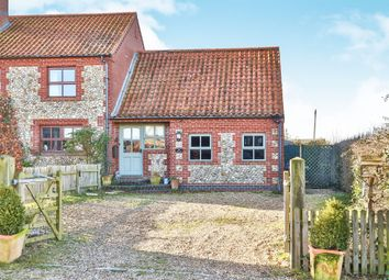 Thumbnail 2 bed property for sale in Brancaster Road, Docking, King's Lynn