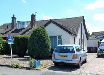 Thumbnail 2 bed semi-detached bungalow for sale in Whitefield Road, Penwortham, Preston