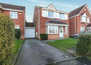 Thumbnail 4 bedroom detached house for sale in Durham Drive, West Bromwich