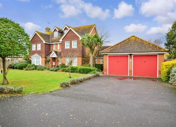 Thumbnail 5 bed detached house for sale in Molehill Road, Chestfield, Whitstable, Kent