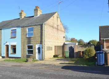 Thumbnail 2 bed semi-detached house for sale in Station Road, Wisbech
