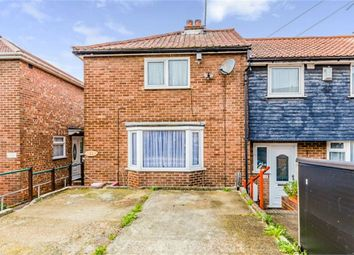 Thumbnail 3 bed end terrace house for sale in Carton Close, Rochester, Kent