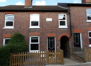 Thumbnail 3 bed terraced house for sale in Woodside Road, Tonbridge, Kent
