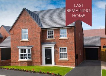 """Thumbnail 4 bedroom detached house for sale in """"Holden"""" at Dunbar Way, Ashby-De-La-Zouch"""