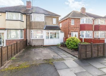 Thumbnail 2 bed semi-detached house for sale in Allendale Road, Yardley, Birmingham