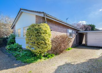 Thumbnail 3 bed detached bungalow for sale in Chapel Lane, Fowlmere, Royston