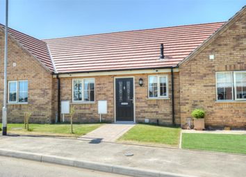 Thumbnail 2 bed bungalow for sale in Sessile Crescent, Ruskington, Sleaford