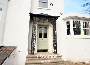Thumbnail 4 bed flat to rent in Palmyra Place, Newport