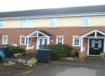 Thumbnail 2 bed property to rent in Brush Drive, Loughborough