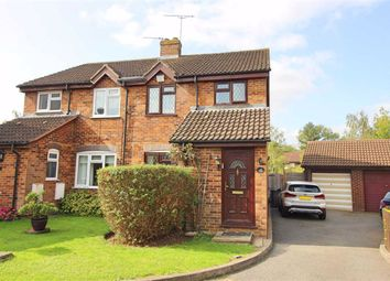 Buchanan Court, Borehamwood, Herts WD6. 3 bed semi-detached house