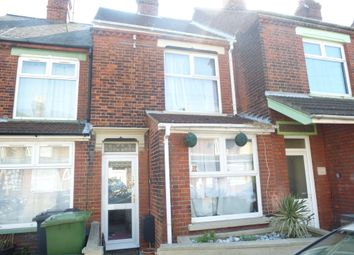 Thumbnail 3 bedroom terraced house for sale in Alderson Road, Great Yarmouth