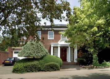 Thumbnail 4 bed detached house to rent in Beaumont Gardens, London