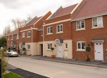 Thumbnail 3 bedroom terraced house to rent in Spiro Close, Pulborough