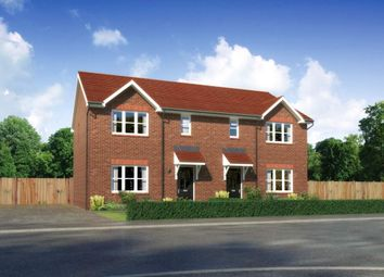 "Thumbnail 3 bedroom semi-detached house for sale in ""Caplewood"" at Callenders Green, Scotchbarn Lane, Prescot"