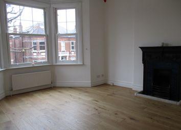 Thumbnail 3 bed flat to rent in Ebbsfleet Road, London