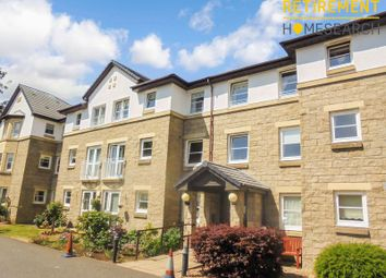 Thumbnail 1 bed flat for sale in Dalblair Court, Ayr