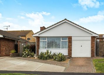 Thumbnail 3 bed detached bungalow for sale in Quarry Lane, Seaford