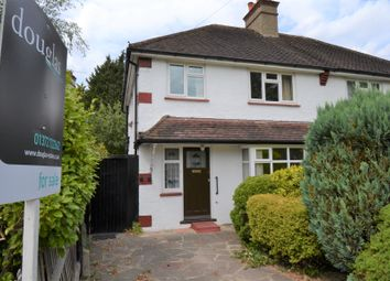 Thumbnail 3 bed semi-detached house for sale in Eastway, Epsom