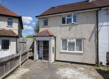 Thumbnail 1 bed flat to rent in Browning Avenue, Worcester Park