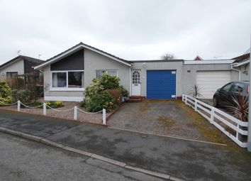 Thumbnail 2 bed bungalow for sale in 85 Forbeshill, Forres