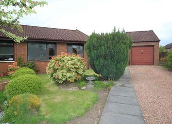 Thumbnail 2 bed semi-detached bungalow for sale in 54 Bailielands, Linlithgow