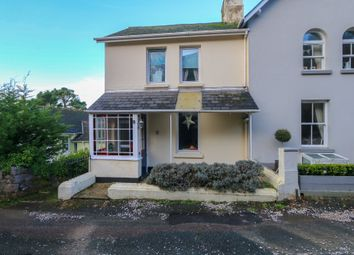 3 bed end terrace house for sale in Powderham Terrace, Newton Abbot TQ12