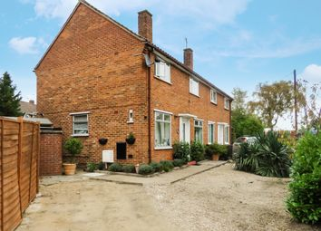 Thumbnail 3 bed semi-detached house for sale in Fountains Road, Norwich