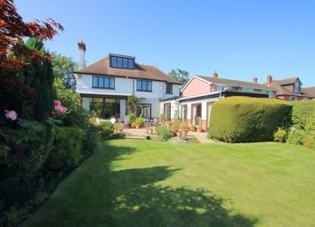 Thumbnail 4 bed detached house for sale in Solent Avenue, Lymington, Hampshire