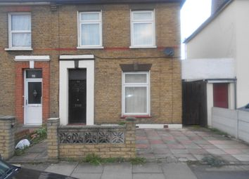 Thumbnail 4 bedroom terraced house to rent in Grange Road, Ilford