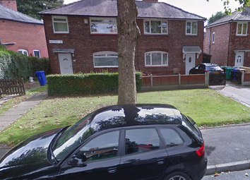 Thumbnail 3 bed semi-detached house to rent in Nantwich Road, Manchester