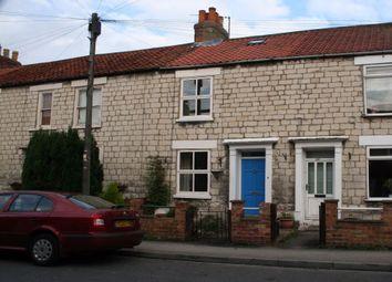 Thumbnail 3 bedroom town house to rent in Mill Street, Norton, Malton