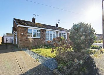 Thumbnail 2 bed semi-detached bungalow for sale in Andersons Close, Hedon, Hull