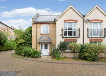 Thumbnail 3 bed end terrace house for sale in Old Forge Road, London